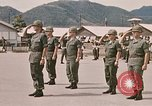 Image of Change of command Nha Trang Vietnam, 1968, second 35 stock footage video 65675022583