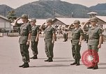 Image of Change of command Nha Trang Vietnam, 1968, second 37 stock footage video 65675022583