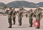 Image of Change of command Nha Trang Vietnam, 1968, second 38 stock footage video 65675022583