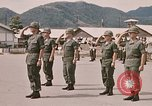 Image of Change of command Nha Trang Vietnam, 1968, second 39 stock footage video 65675022583