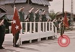 Image of Change of command Nha Trang Vietnam, 1968, second 40 stock footage video 65675022583