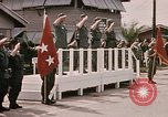Image of Change of command Nha Trang Vietnam, 1968, second 41 stock footage video 65675022583