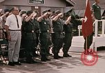 Image of Change of command Nha Trang Vietnam, 1968, second 46 stock footage video 65675022583