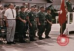 Image of Change of command Nha Trang Vietnam, 1968, second 47 stock footage video 65675022583