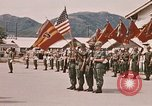 Image of Change of command Nha Trang Vietnam, 1968, second 48 stock footage video 65675022583