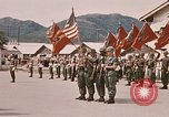 Image of Change of command Nha Trang Vietnam, 1968, second 49 stock footage video 65675022583