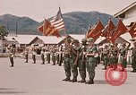 Image of Change of command Nha Trang Vietnam, 1968, second 50 stock footage video 65675022583