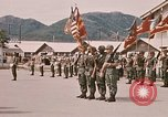 Image of Change of command Nha Trang Vietnam, 1968, second 52 stock footage video 65675022583