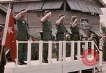 Image of Change of command Nha Trang Vietnam, 1968, second 53 stock footage video 65675022583