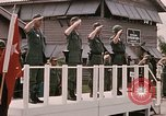 Image of Change of command Nha Trang Vietnam, 1968, second 54 stock footage video 65675022583