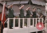 Image of Change of command Nha Trang Vietnam, 1968, second 55 stock footage video 65675022583