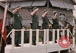 Image of Change of command Nha Trang Vietnam, 1968, second 56 stock footage video 65675022583