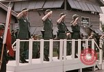 Image of Change of command Nha Trang Vietnam, 1968, second 57 stock footage video 65675022583