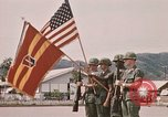 Image of Change of command Nha Trang Vietnam, 1968, second 58 stock footage video 65675022583
