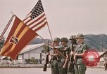 Image of Change of command Nha Trang Vietnam, 1968, second 60 stock footage video 65675022583