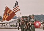 Image of Change of command Nha Trang Vietnam, 1968, second 61 stock footage video 65675022583