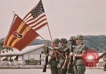 Image of Change of command Nha Trang Vietnam, 1968, second 62 stock footage video 65675022583