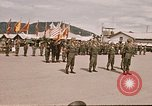 Image of Change of command Nha Trang Vietnam, 1968, second 15 stock footage video 65675022584
