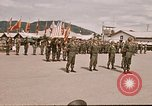 Image of Change of command Nha Trang Vietnam, 1968, second 16 stock footage video 65675022584