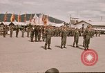 Image of Change of command Nha Trang Vietnam, 1968, second 19 stock footage video 65675022584