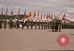 Image of Change of command Nha Trang Vietnam, 1968, second 22 stock footage video 65675022584