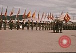 Image of Change of command Nha Trang Vietnam, 1968, second 23 stock footage video 65675022584