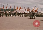 Image of Change of command Nha Trang Vietnam, 1968, second 24 stock footage video 65675022584