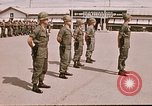 Image of Change of command Nha Trang Vietnam, 1968, second 33 stock footage video 65675022584