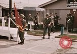 Image of Change of command Nha Trang Vietnam, 1968, second 39 stock footage video 65675022584