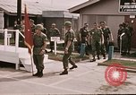 Image of Change of command Nha Trang Vietnam, 1968, second 40 stock footage video 65675022584
