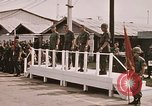 Image of Change of command Nha Trang Vietnam, 1968, second 50 stock footage video 65675022584