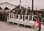 Image of Change of command Nha Trang Vietnam, 1968, second 51 stock footage video 65675022584
