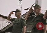 Image of Change of command Nha Trang Vietnam, 1968, second 52 stock footage video 65675022584