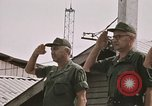 Image of Change of command Nha Trang Vietnam, 1968, second 53 stock footage video 65675022584