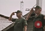 Image of Change of command Nha Trang Vietnam, 1968, second 54 stock footage video 65675022584