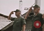 Image of Change of command Nha Trang Vietnam, 1968, second 55 stock footage video 65675022584