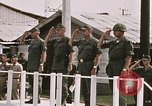 Image of Change of command Nha Trang Vietnam, 1968, second 57 stock footage video 65675022584