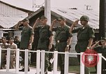 Image of Change of command Nha Trang Vietnam, 1968, second 58 stock footage video 65675022584