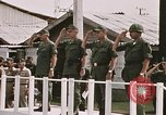 Image of Change of command Nha Trang Vietnam, 1968, second 59 stock footage video 65675022584