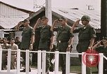 Image of Change of command Nha Trang Vietnam, 1968, second 61 stock footage video 65675022584