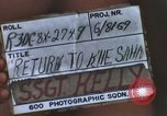 Image of United States Marine Corps Khe Sanh Vietnam, 1969, second 5 stock footage video 65675022585