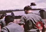 Image of operation on wounded soldier Vietnam, 1969, second 21 stock footage video 65675022610