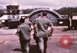 Image of operation on wounded soldier Vietnam, 1969, second 26 stock footage video 65675022610