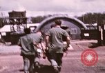 Image of operation on wounded soldier Vietnam, 1969, second 27 stock footage video 65675022610