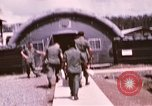 Image of operation on wounded soldier Vietnam, 1969, second 34 stock footage video 65675022610