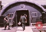 Image of operation on wounded soldier Vietnam, 1969, second 37 stock footage video 65675022610