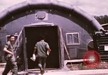 Image of operation on wounded soldier Vietnam, 1969, second 38 stock footage video 65675022610