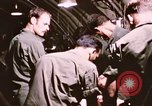 Image of operation on wounded soldier Vietnam, 1969, second 47 stock footage video 65675022610