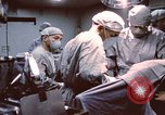 Image of wounded United States soldier Vietnam, 1969, second 34 stock footage video 65675022612