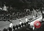 Image of President and Mrs. Franklin D. Roosevelt visiting U.S. Military Academ West Point New York USA, 1934, second 17 stock footage video 65675022615